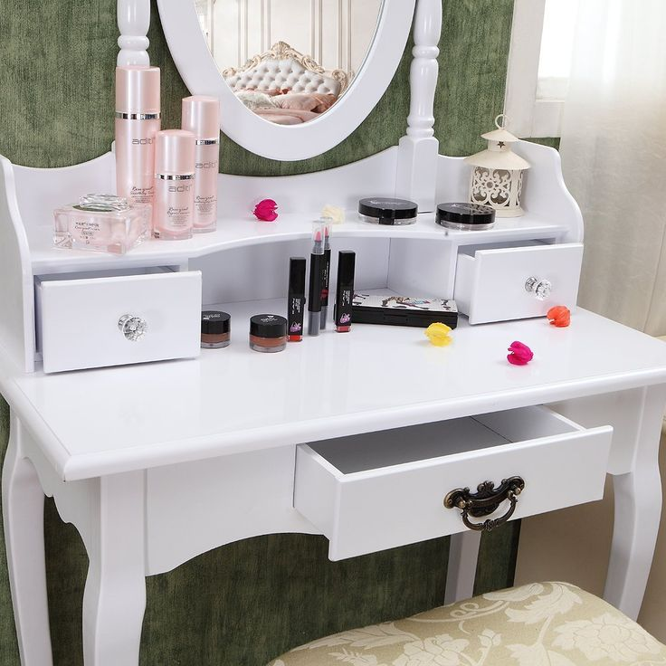 14 best images about coiffeuse on pinterest | mirrored dresser, Möbel
