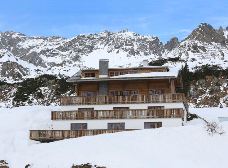 Landhaus Apartments, Arlberg Hospiz Hotel, St. Christoph