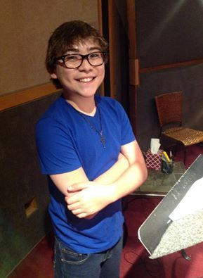 """In """"The Boat People"""" a young visitor to Whit's End shares his family's story, which includes a startling revelation. That role of Ricky Chang is being played by Raymond Ochoa, who can be heard this fall as the title character in Pixar's """"The Good Dinosaur."""""""