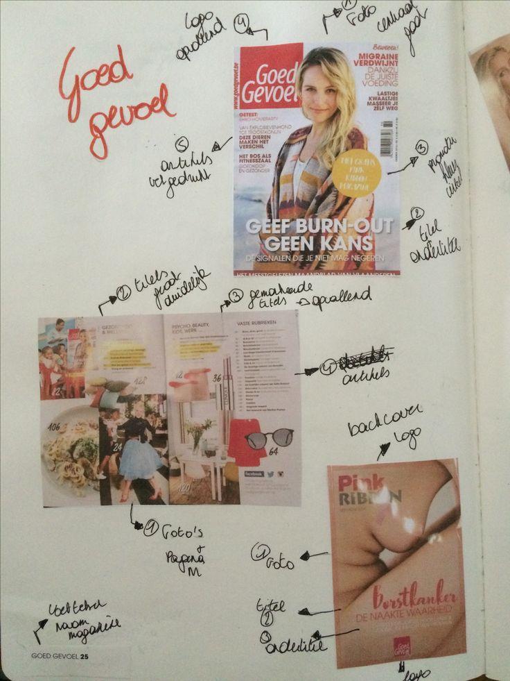 Analyse magazine goed gevoel