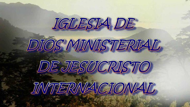 Himnos y Coros de La Iglesia de Dios Ministerial de Jesucristo Internaci...