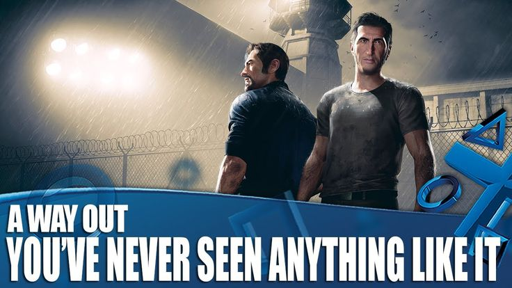 A Way Out - You've Never Seen Anything Like EA's New Co-op Adventure