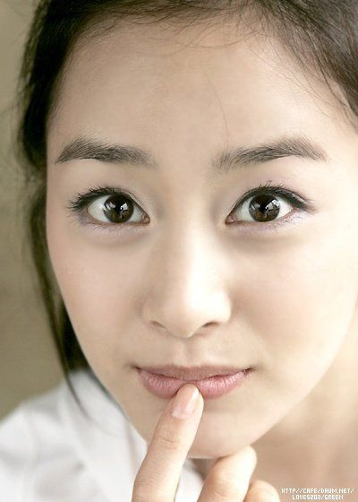 South Korea's prettiest actress,                Kim Tae Hee