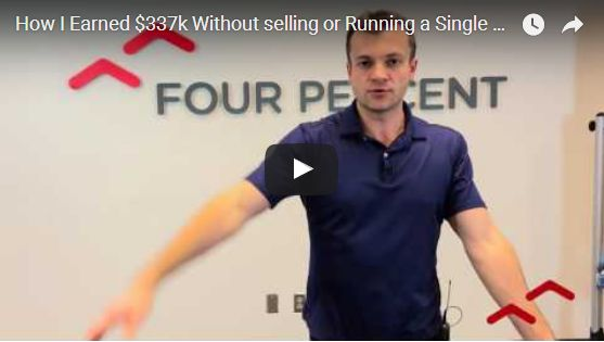 $337k without Selling or Running a Single AD!