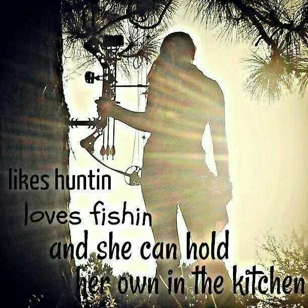 LOVES to hunt! Lol, had to make that correction for ya. Miss ya girl,  sure wish you were here...