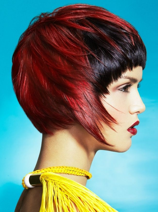 17 Best Images About Short Sexy Edgy Hairstyles On