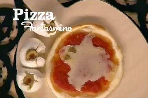 Ricetta Pizza fantasmino - I menù di Benedetta