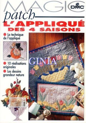 Magic Patch Applique - Josefina Jesus - Picasa Webalbums