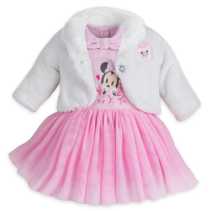 Shop Disney | Minnie Mouse Fancy Dress Set - Baby
