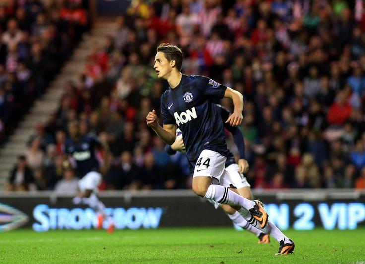 Sunderland 1-2 Man Utd 05/10/13 [Adnan Januzaj]