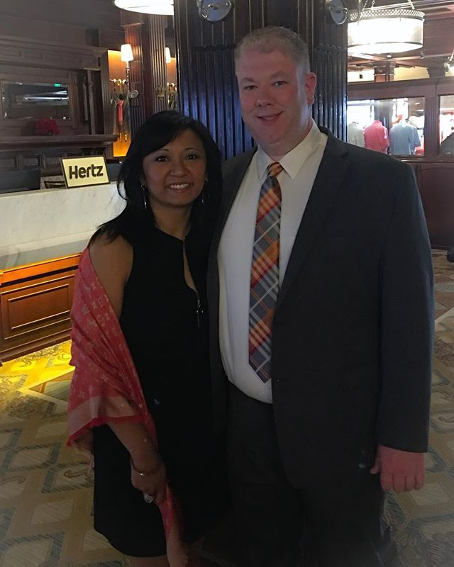 Altice USA #PresidentsClub Awards Banquet. This is not an ad for Hertz 😂  __________________________________________________ #mrsfreem #lifewithbrf #coronado #hoteldelcoronado #sandiegoconnection #sdlocals #coronadolocals - posted by Elaine Freeman https://www.instagram.com/mrsfreem. See more post on Coronado at http://coronadolocals.com