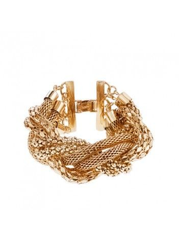 J Crew Woven Bracelet $25