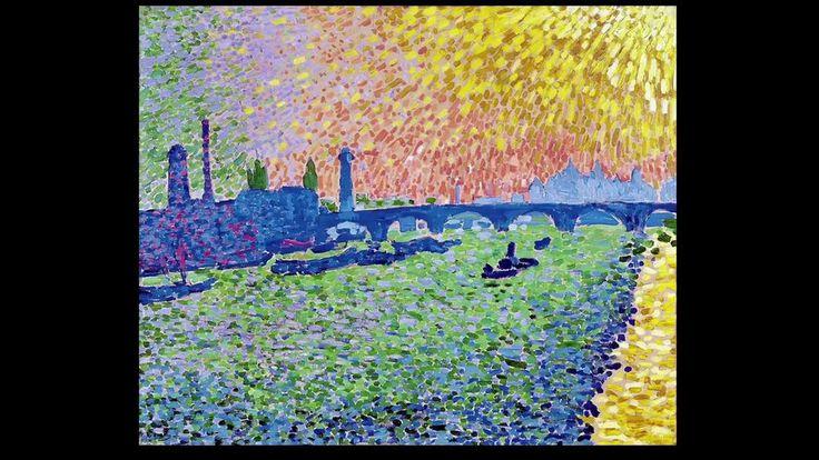 """Ciclo """"La ciudad moderna"""": Conferencia en torno a """"El puente de Waterloo"""" (1906) de André Derain"""