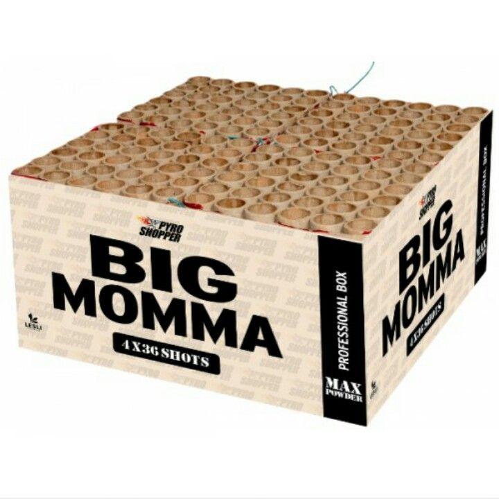 Dit is een big momma pot. Dit is een super mooie sierpot! Hier zit maar liefst 500 gram per vierkant een super mooie pot met 36 shots !