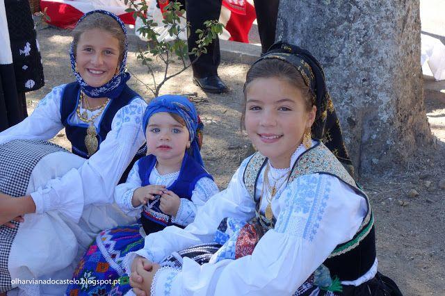 Rostos que dão vida às Festas de Viana - Olhar Viana do Castelo