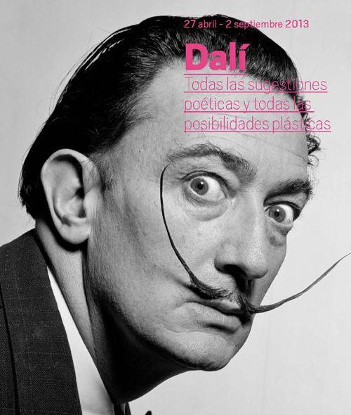 La imagen de Óbalo, a lo Dalí