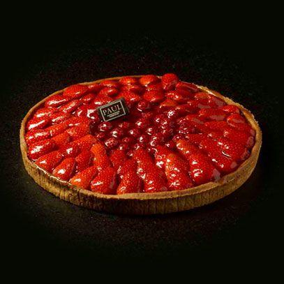 Magnifique tarte!