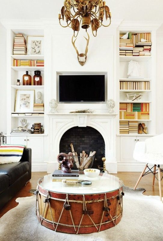 Attractive 9 Clever Coffee Table Alternatives
