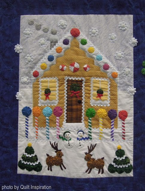 930 best Christmas Quilts images on Pinterest Christmas ideas, Mini quilts and Christmas quilting