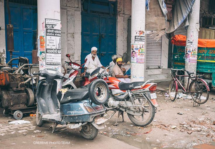 To fall in love with India impossible to hate…- Влюбиться в Индию нельзя…