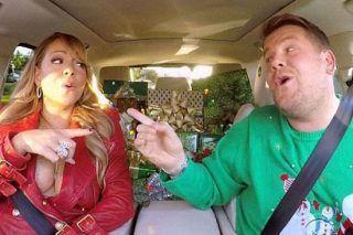 James Corden's Christmas Carpool Karaoke Is One Of The Best Ever - http://viralfeels.com/james-cordens-christmas-carpool-karaoke-is-one-of-the-best-ever/