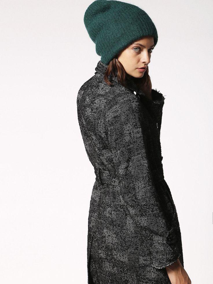 W-JADEW Winter Jackets Woman | Diesel Online Store