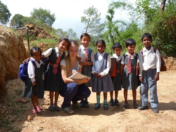 Summer Volunteer Program in Palampur, Dharamsala, Himalayan Mountain Range in India with Volunteering Solutions  http://www.volunteeringsolutions.com/india/volunteer/volunteer-in-india