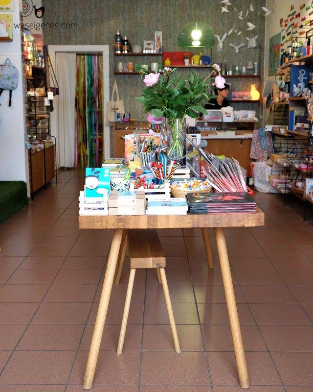 Kölner Südstadt   Tagediebe Buch & Design   Hirschgäßchen   waseigenes.com