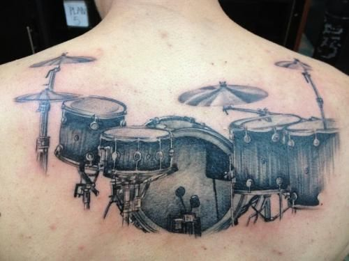 138 best drums tattoos images on pinterest tattoo art