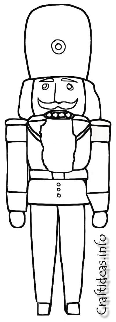1000 ideas about nutcracker crafts on pinterest for The nutcracker coloring pages