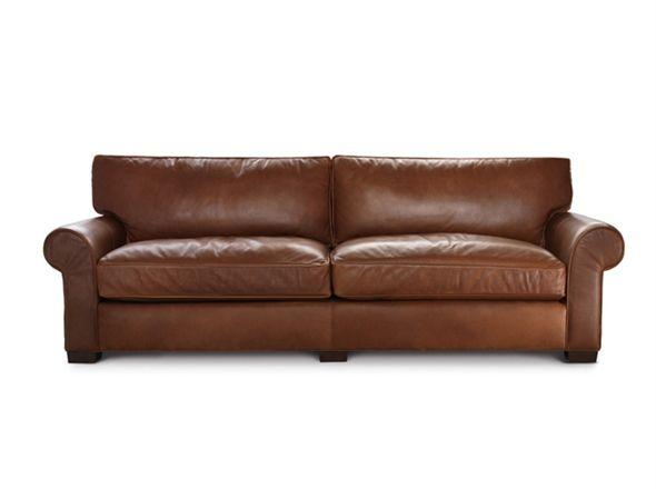 Belgravia Grand 3 Seater | Bay Leather Republic