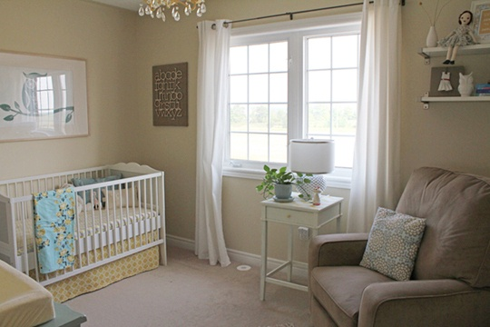 7 Inspiring Kid Room Color Options For Your Little Ones: I Couldn't Handle All The Crazy Loud Colors Of Most Baby