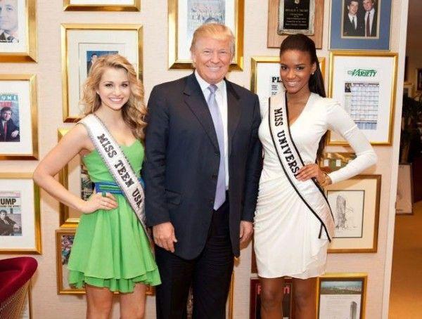 """""""Não sabia nada sobre Angola, até você conquistar e vencer o concurso"""", disse Donal Trump a Leila Lopes https://angorussia.com/entretenimento/famosos-celebridades/nao-sabia-nada-angola-ate-voce-conquistar-vencer-concurso-disse-donal-trump-leila-lopes/"""