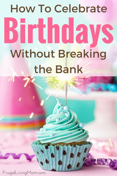 This Post Contains Affiliate Links - Disclosure Policy A big birthday is coming up, and you have a lot of planning to do. You are looking at your budget, and wondering how many months you'll be paying for the celebration. Instead of breaking the bank, consider creating a fun time on a budget. Whether you …