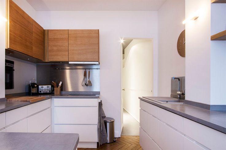 Location appartement meublé Quai de Jemmapes, Paris   Ref 8928