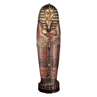 225 best inspiring shelves images on pinterest for Ancient egypt decoration
