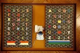 Goyard passport monogram - Google Search