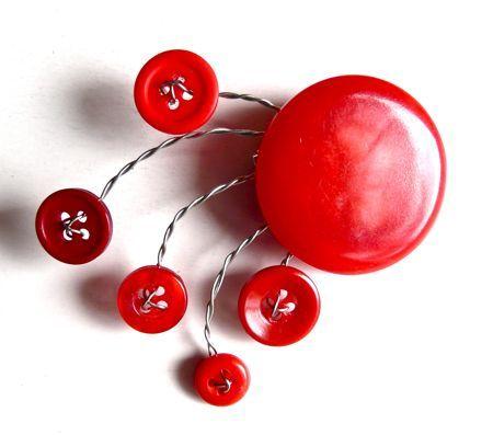 Broche de botones