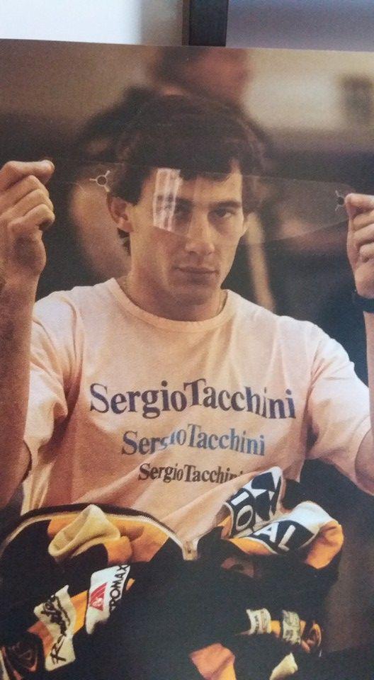 Айртон Сенна - Ayrton Senna