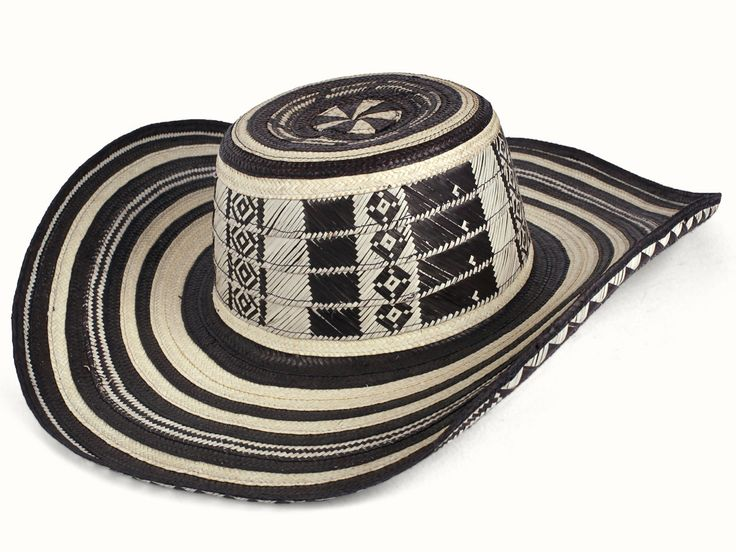 Sombrero Vueltiao 19 Sin Pega - Catálogo de Productos - Artesanías de Colombia