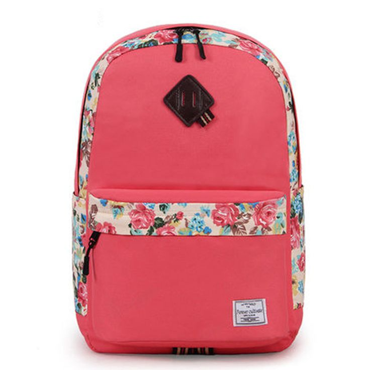 Fashion Backpack Stylish Women & Men Large Capacity Casual Computer Bag Hiking Traveling Backpacks (Intl) | Lazada Singapore