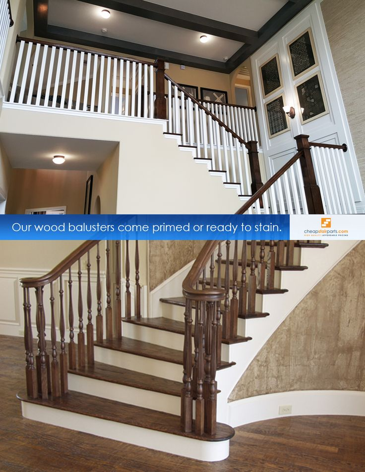 Wood Balusters For Stairs Premium Quality Solid Wood Balusters. Also  Referred To As Spindles Or Pickets. The Best Value You Will Find Online.