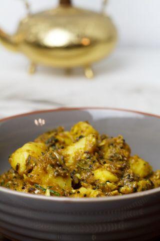 [indisch] Anjums weltbeste Bombay-Kartoffeln
