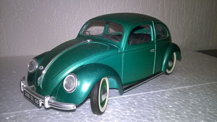 SOLIDO 1:17 volkswagen beetle 1949 SPLIT WINDOW
