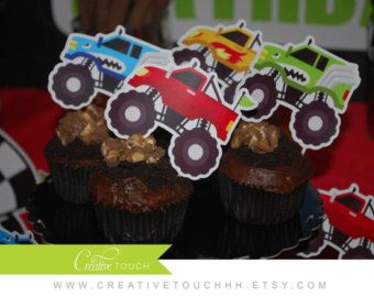 Mickey Cupcake Toppers Mickey Mouse Clubhouse Mickey