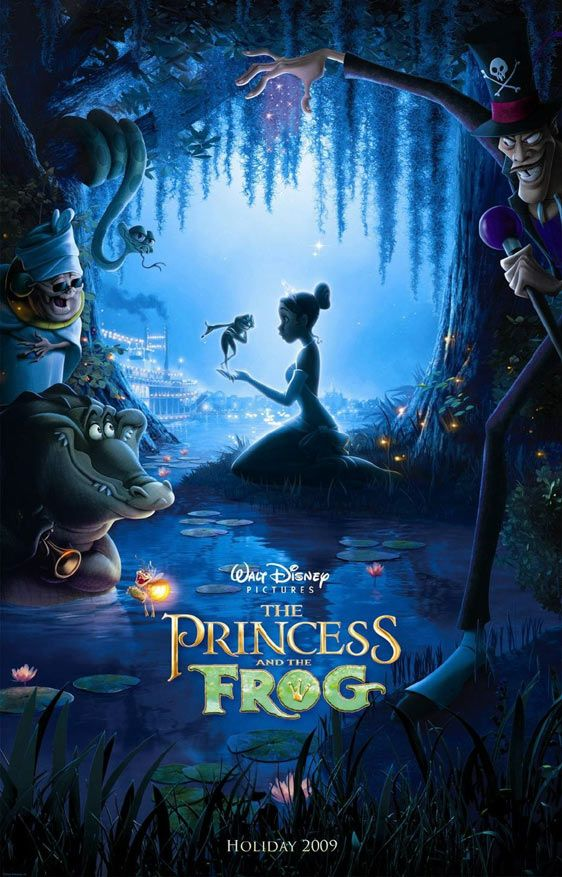 the princess and the frog. =)