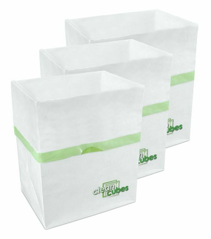 Recycling Bins For Small Spaces Part - 41: Need Quick Clean Up For Small Spaces?Clean Cubes Mini: Now At A Lower · Recycling  BinsCleaning ...