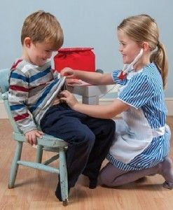 Doctors Set $65.95 #sweetcreations #kids #babies #toys #play #roleplay