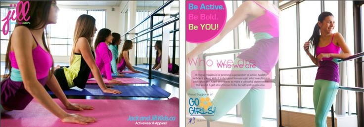 Jill Yoga: Be Active, Be Bold, Be YOU! #Giveaway - Frugal Mom Eh!