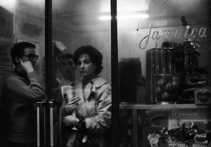 Bar Jamaica di Milano, 1953-1955 ca, ©Courtesy Alfa Castaldi